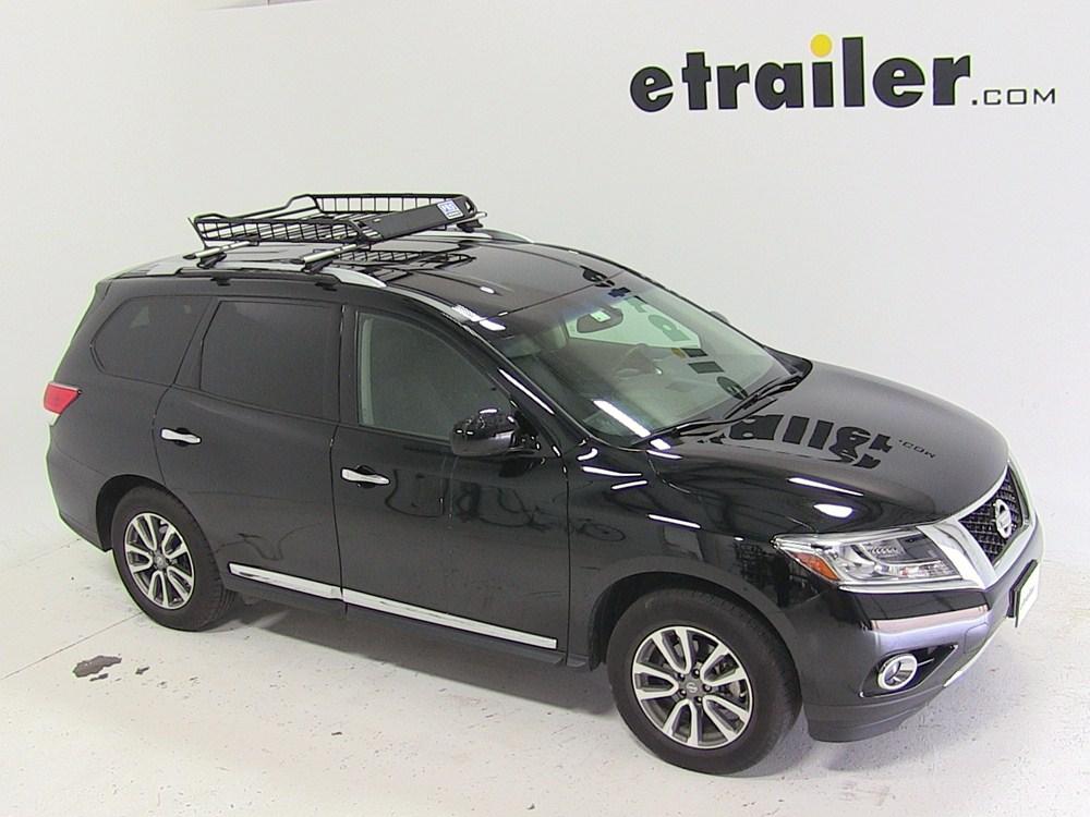 2006 Nissan Pathfinder Pro Series Big Sky Roof Mounted ...