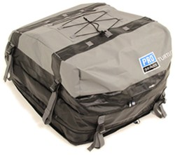 Pro Series Turtle Expandable Cargo Bag for Roof Basket - Rainproof - 13 Cu Ft - 37 x 32-1/2 x 27-1/2