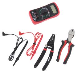 3-Piece Electrician Tool Set