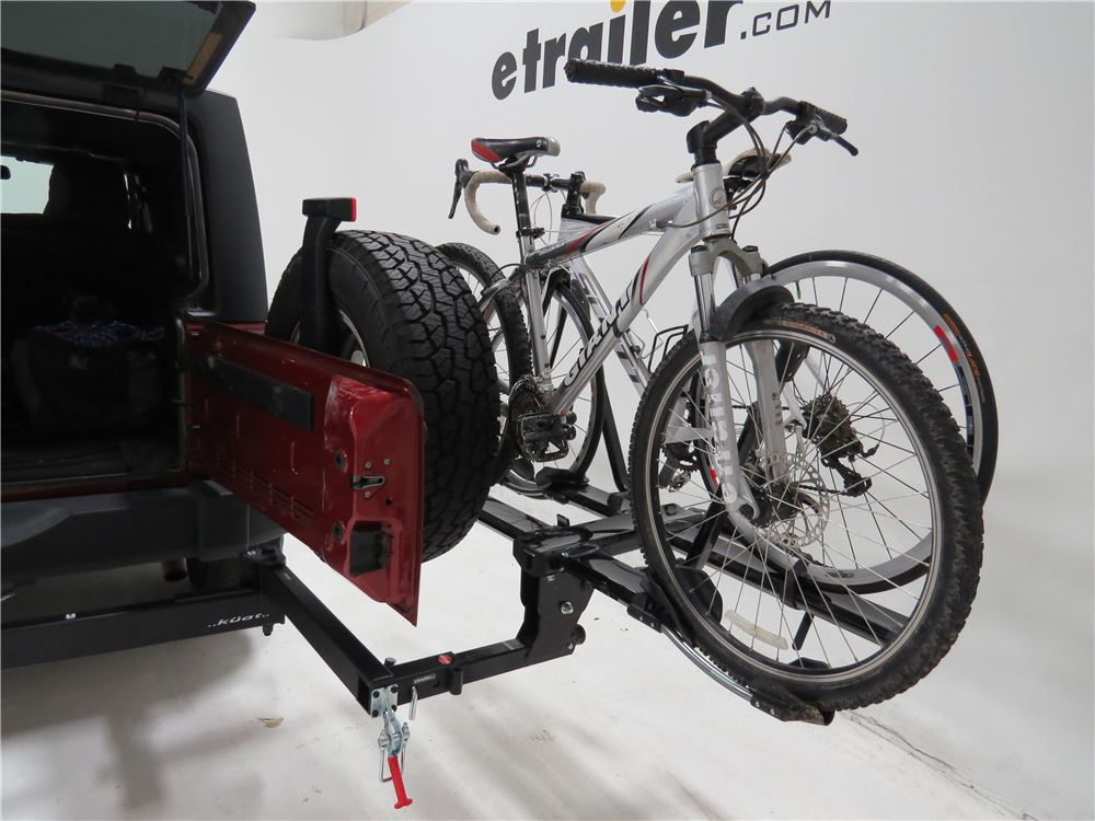 Kuat Pivot Swing Away Hitch Extender For Bike Racks 2