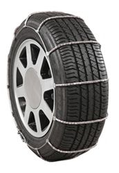 Glacier Cable Snow Tire Chains - 1 Pair