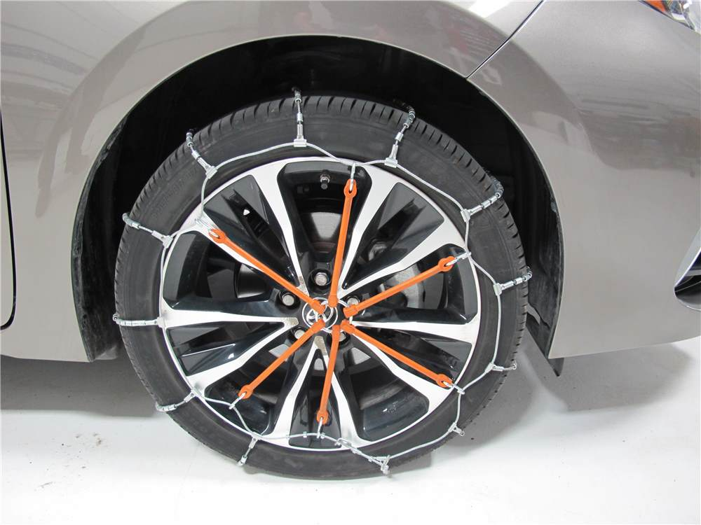 2014 Toyota Corolla Tire Chains