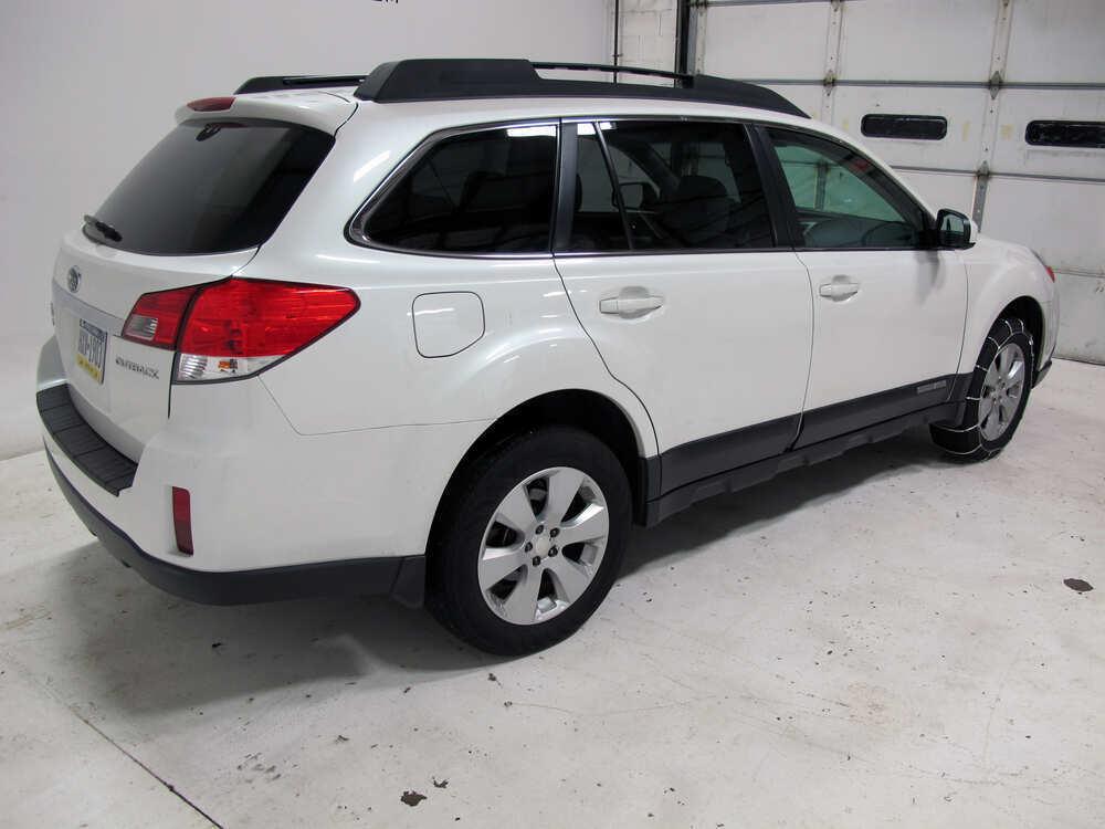 2011 Subaru Outback Wagon Tire Chains - Glacier