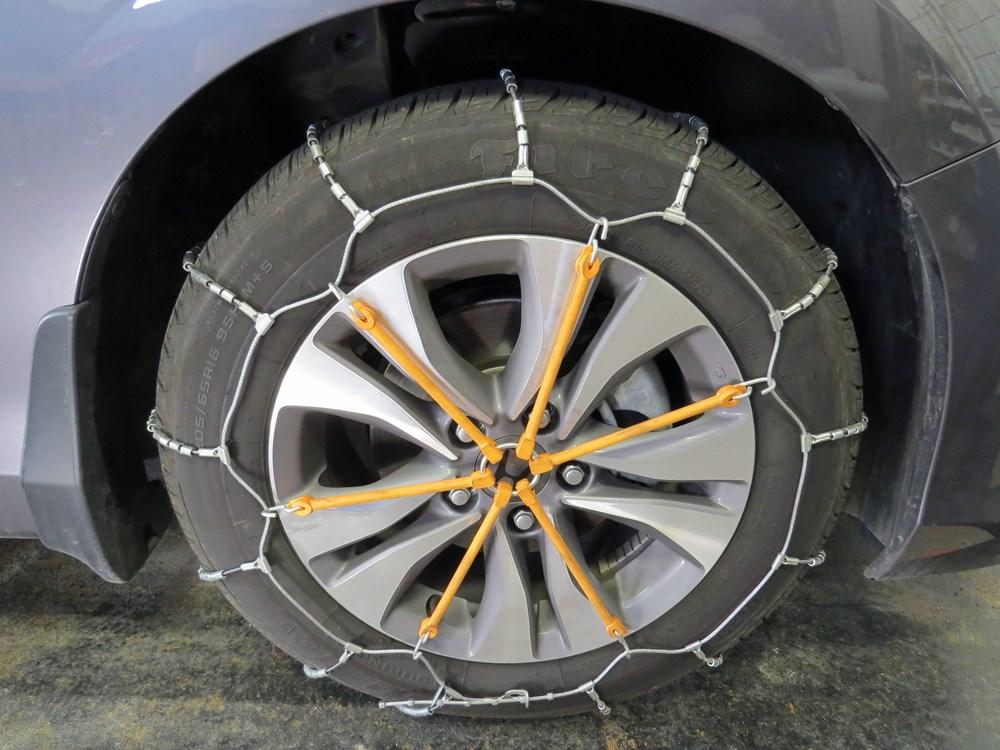 2014 Subaru Xv Crosstrek Tire Chains Glacier