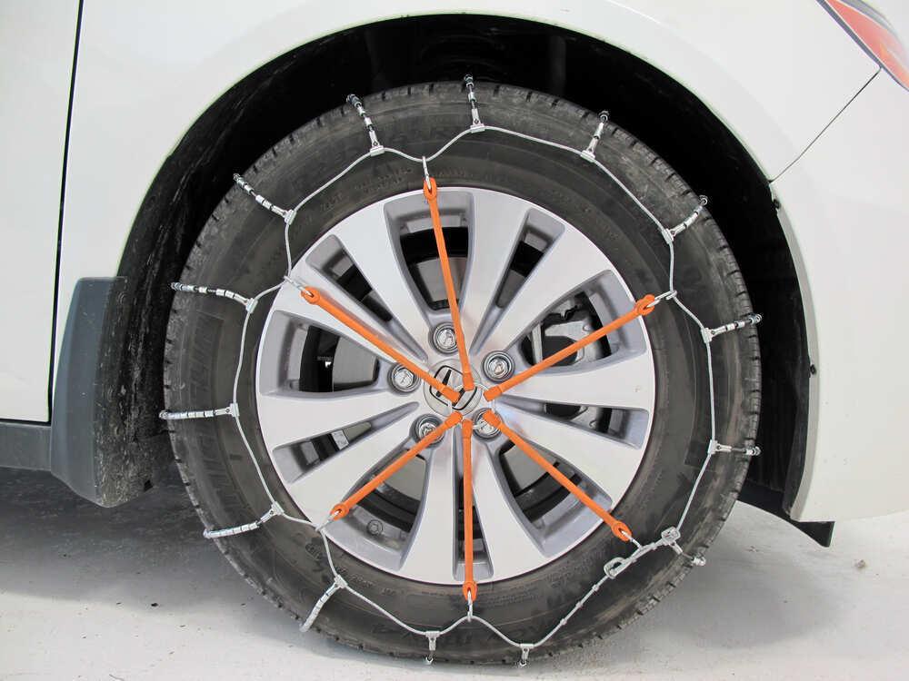 2015 honda odyssey glacier cable snow tire chains 1 pair for 2015 honda pilot tires