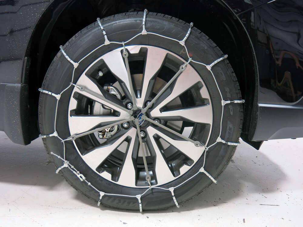 2016 Subaru Outback Wagon Tire Chains