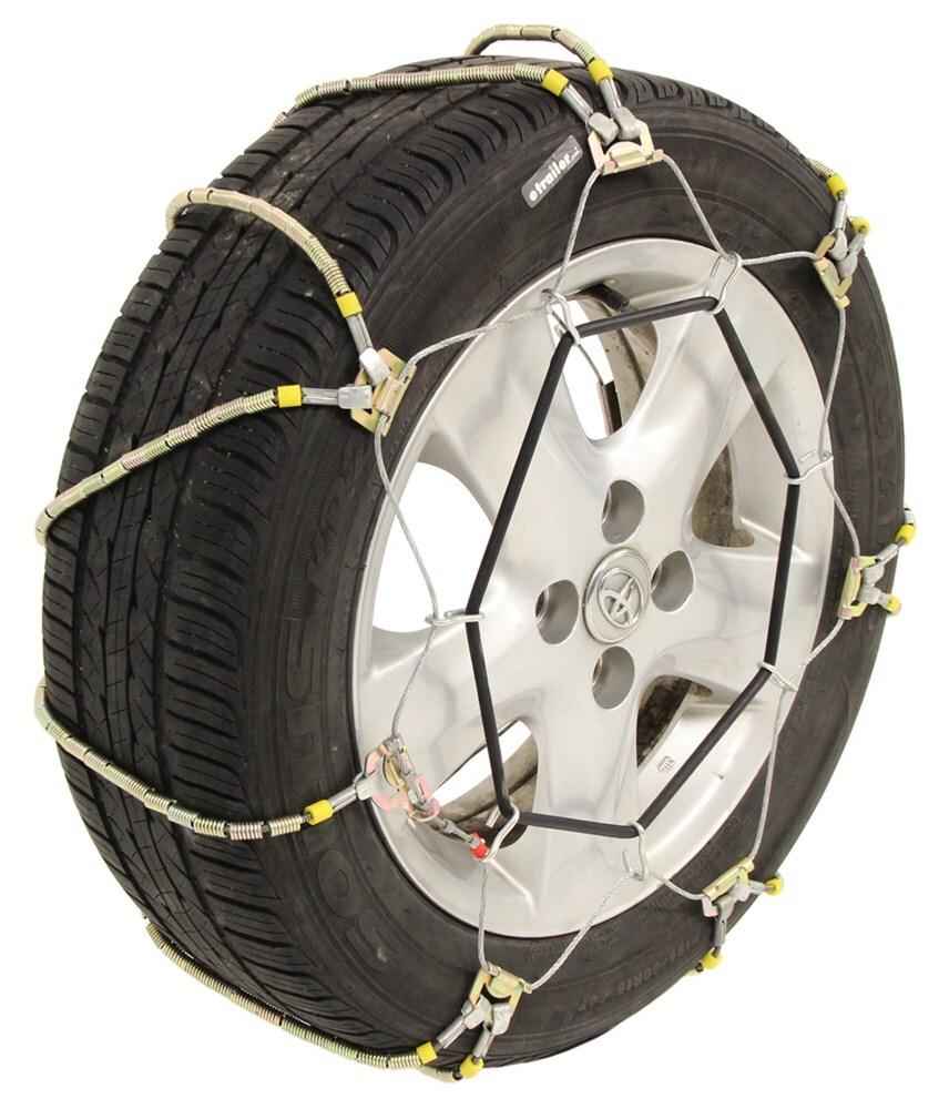 glacier v trac cable snow tire chains 1 pair glacier tire chains pw1922v. Black Bedroom Furniture Sets. Home Design Ideas