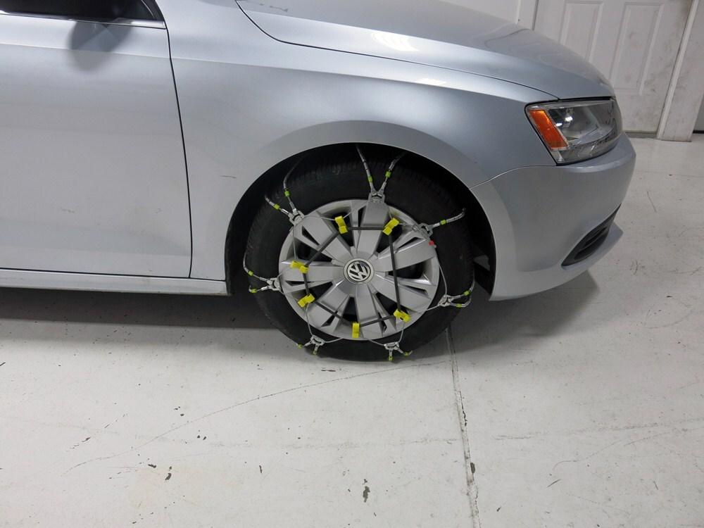 Maserati Golf Cart >> 2014 Volkswagen Jetta Glacier V-Trac Cable Snow Tire Chains - 1 Pair