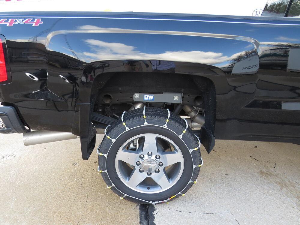 2016 Chevrolet Silverado 2500 Tire Chains - Glacier
