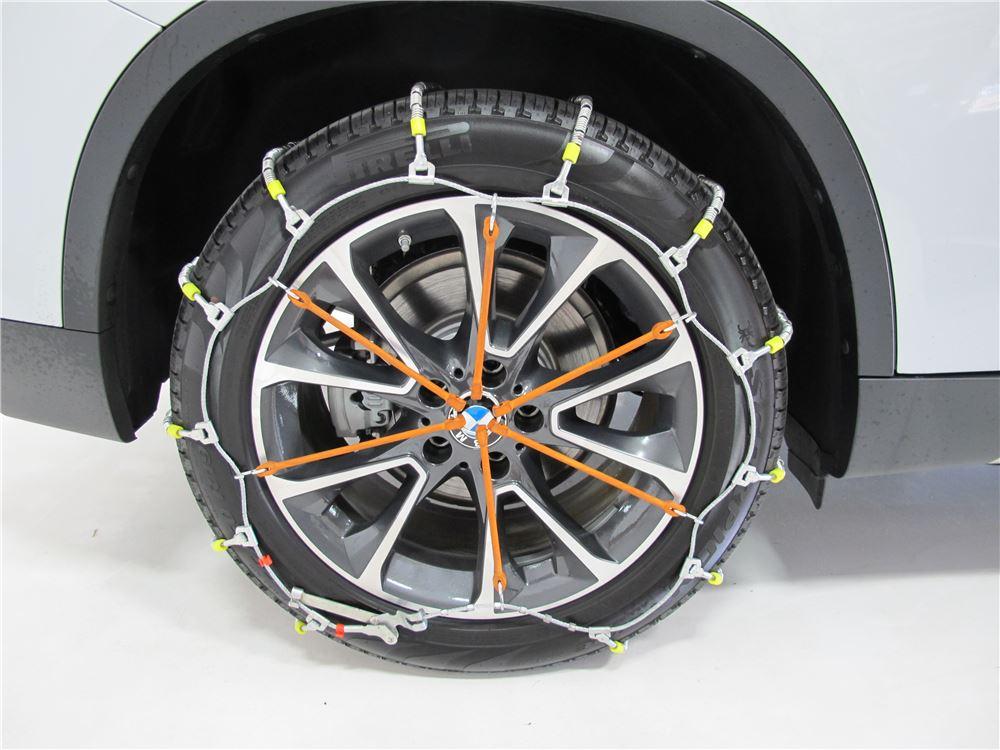 2007 BMW X5 Tire Chains - Glacier