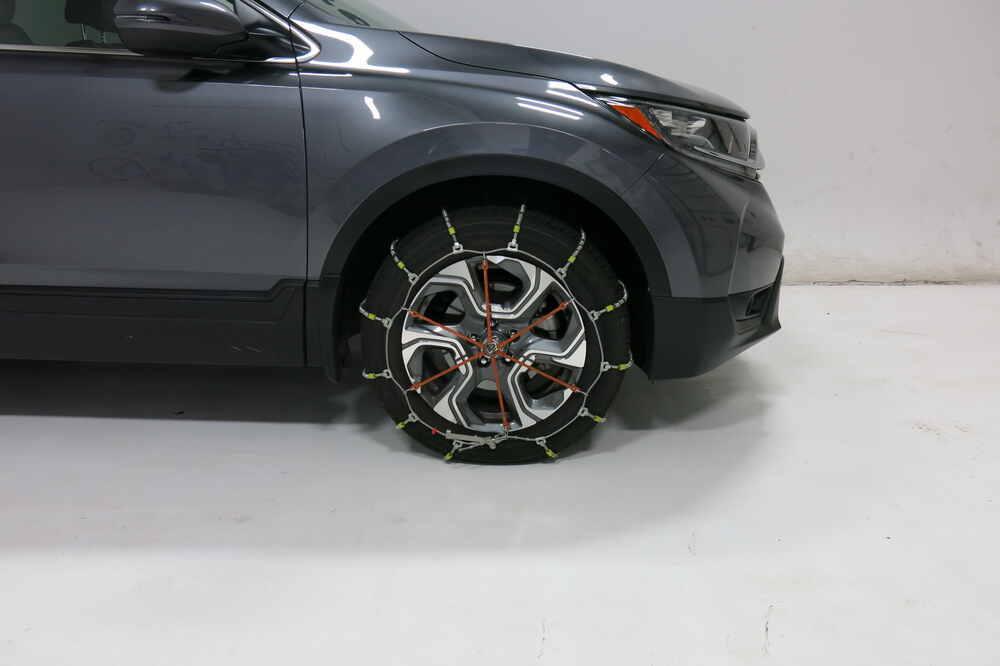 2018 Honda Cr V Glacier Cable Snow Tire Chains 1 Pair