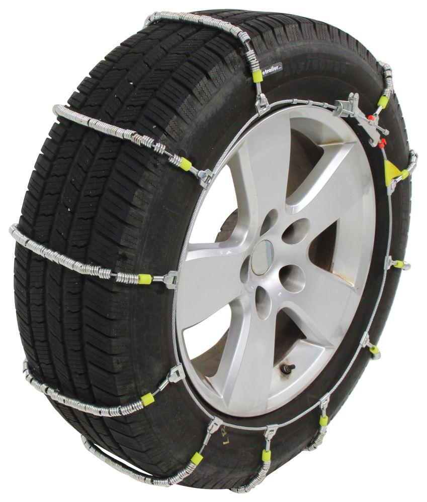 glacier cable snow tire chains 1 pair glacier tire chains pw3029c. Black Bedroom Furniture Sets. Home Design Ideas