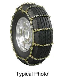 Pewag All Square Snow Tire Chains - Square Link - Reversible - 1 Pair