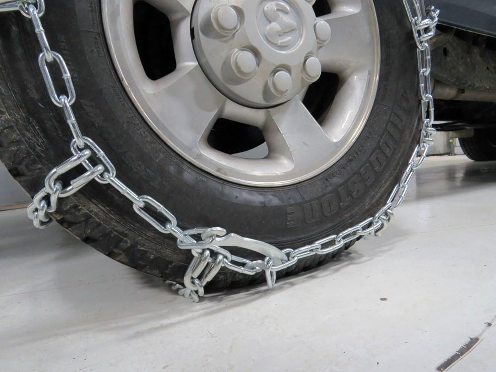 2015 Ram 2500 >> Glacier Mud Service Snow Tire Chains - 1 Pair Glacier Tire