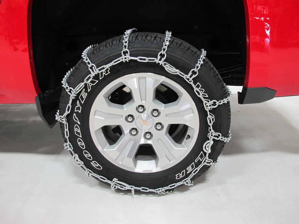 2016 chevrolet silverado 1500 tire chains glacier. Black Bedroom Furniture Sets. Home Design Ideas