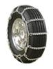 Glacier V-Bar Snow Tire Chains with Cam Tighteners - 1 Pair
