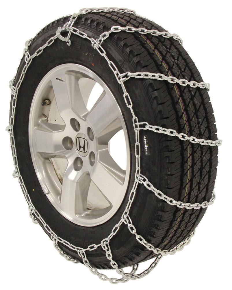 glacier alloy square link snow tire chains 1 pair glacier tire chains pwplc1144. Black Bedroom Furniture Sets. Home Design Ideas