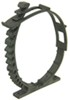 "Quick Fist Super Clamp - 2-1/2"" to 9-1/2"" Inner Diameter - Rubber - 50 lbs"