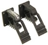 "Quick Fist Mini Clamps - 5/8"" to 1-3/8"" Inner Diameter - Rubber - 25 lbs Each - Qty 2"