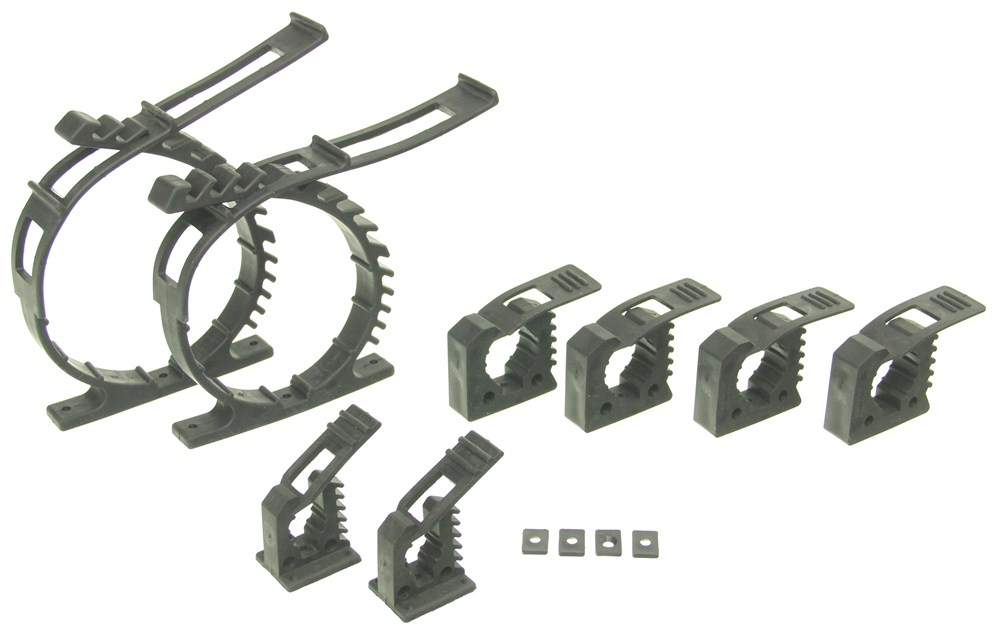 Quick Fist Clamp Kit 4 Original Clamps 2 Mini Clamps 2