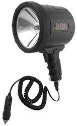 1-Million-CP Spotlight - Hand-Held - 10' Coil Cord w/ 12-Volt DC Plug - Black