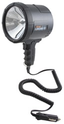 3-Million-CP Spotlight - Hand-Held - 10' Coil Cord w/ 12-Volt DC Plug - Black