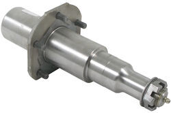 "EZ Lube Spindle 2.25"" RD x 3"" STUB"