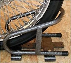 Rack'em Manufacturing Removable Wheel Chock