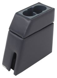Rampage Padded Center Console for Suzuki - Charcoal
