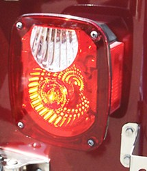 Rampage 2002 Jeep TJ Vehicle Lights