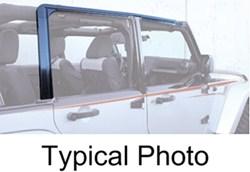 R&age Replacement Door Surrounds for Jeep - 1 Pair  sc 1 st  eTrailer.com & Jeep Doors Accessories and Parts | etrailer.com