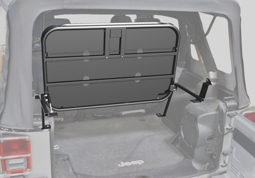 Jeep Wrangler Unlimited Rampage Folding Cargo Rack For Jeep