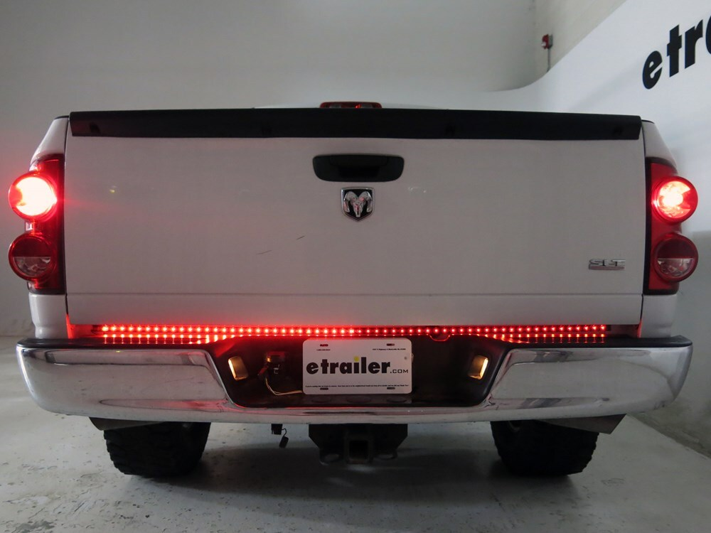 Rampage Superbrite Led Tailgate Light Bar Stop Tail