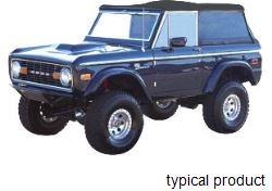 Rampage 1969 Ford Bronco