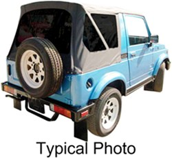Rampage 1995 Geo Tracker Jeep Tops