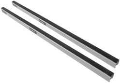 "Rhino-Rack Heavy-Duty Roof Rack Crossbars - Silver - 50"" Long - Qty 2"