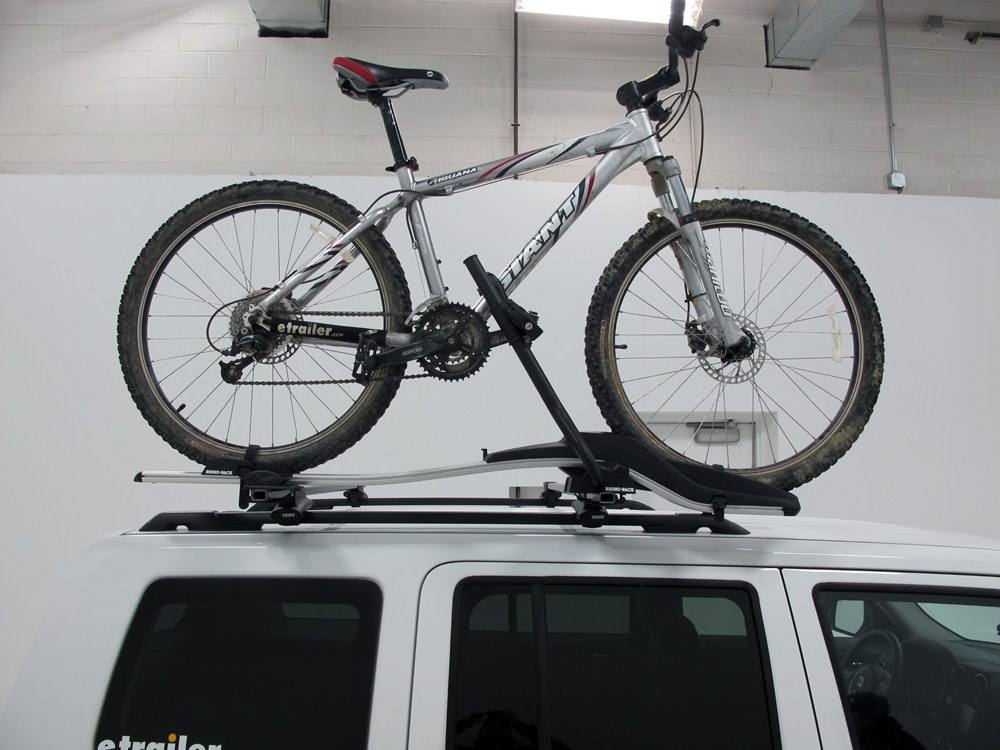 Discovery Roof Mount Bike Carrier Right Side Rhino Rack