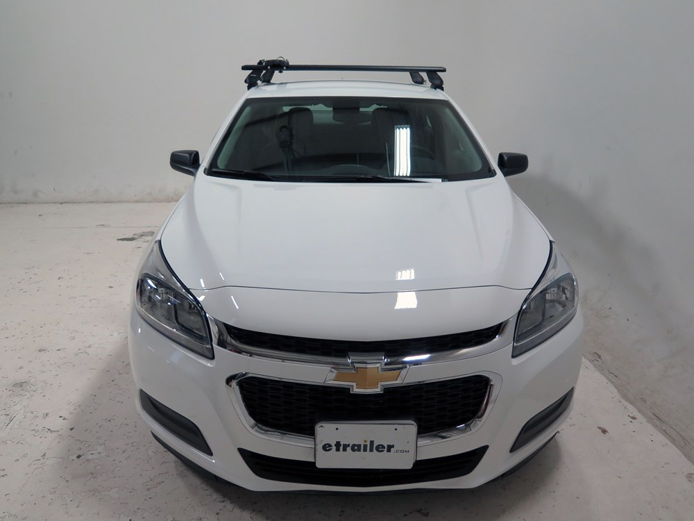 2015 chevrolet malibu rhino rack mountaintrail rooftop bike carrier fork mount. Black Bedroom Furniture Sets. Home Design Ideas