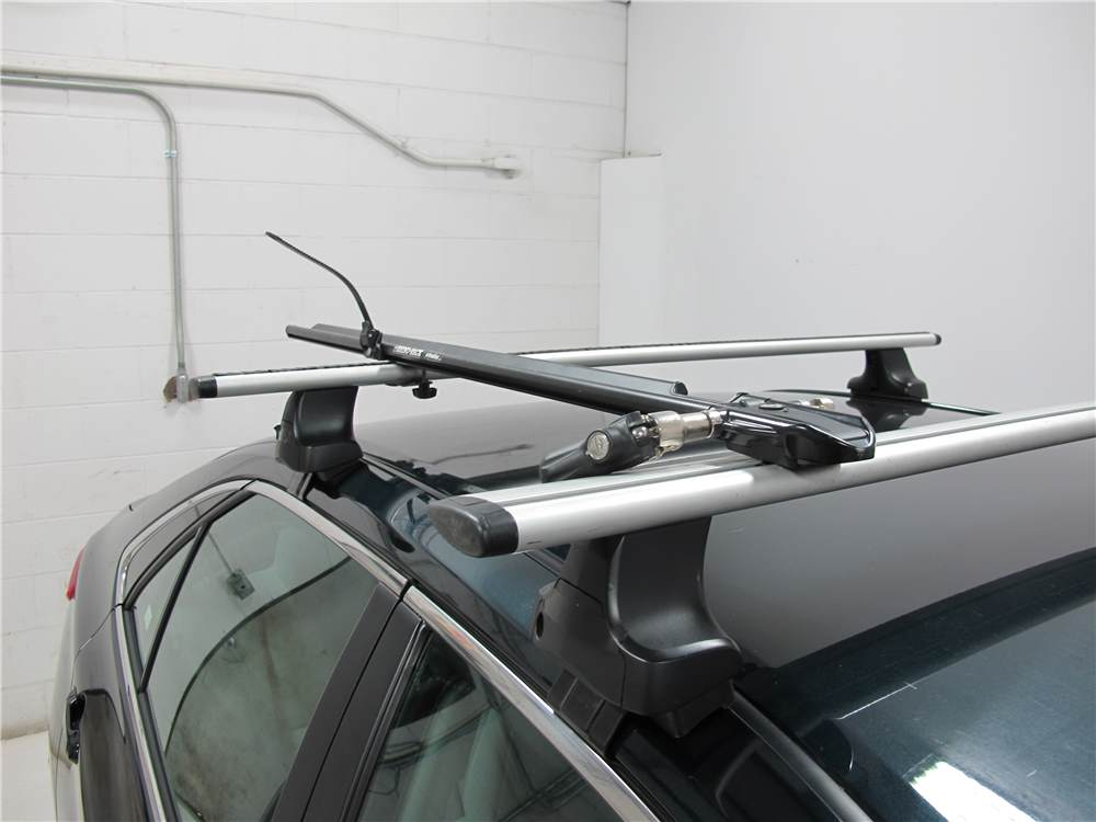 2015 Toyota Camry Rhino Rack Mountaintrail Rooftop Bike