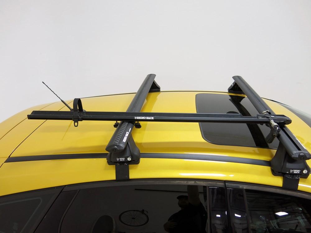 Ford Focus Rhino Rack Road Warrior Rooftop Bike Carrier