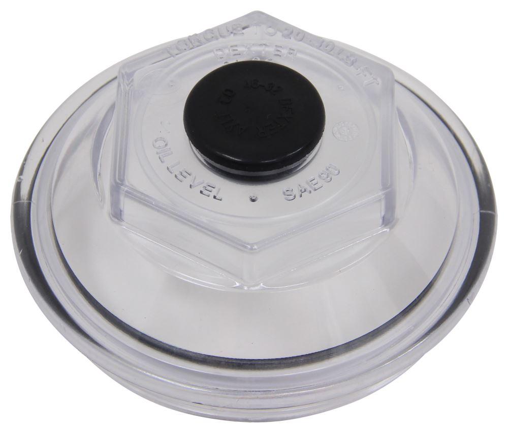 Grease Cap Plug : Oil cap kit o ring plug redline