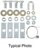 Replacement Hardware Kit for Trailer Hitches