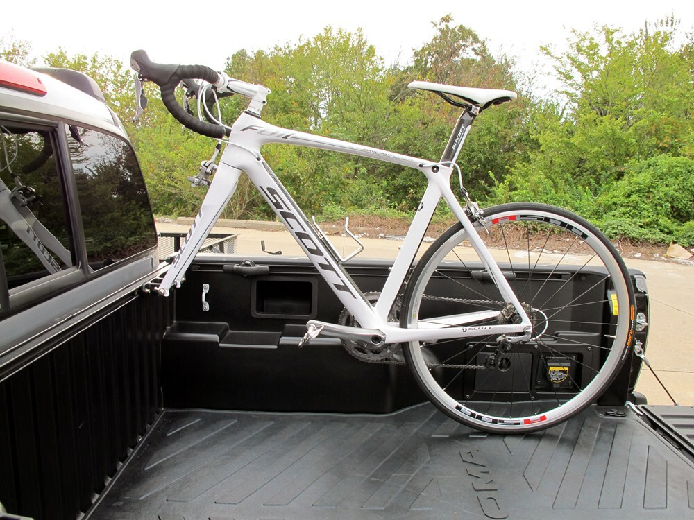 Rockymounts Clutch Sd Truck Bed Bike Rack