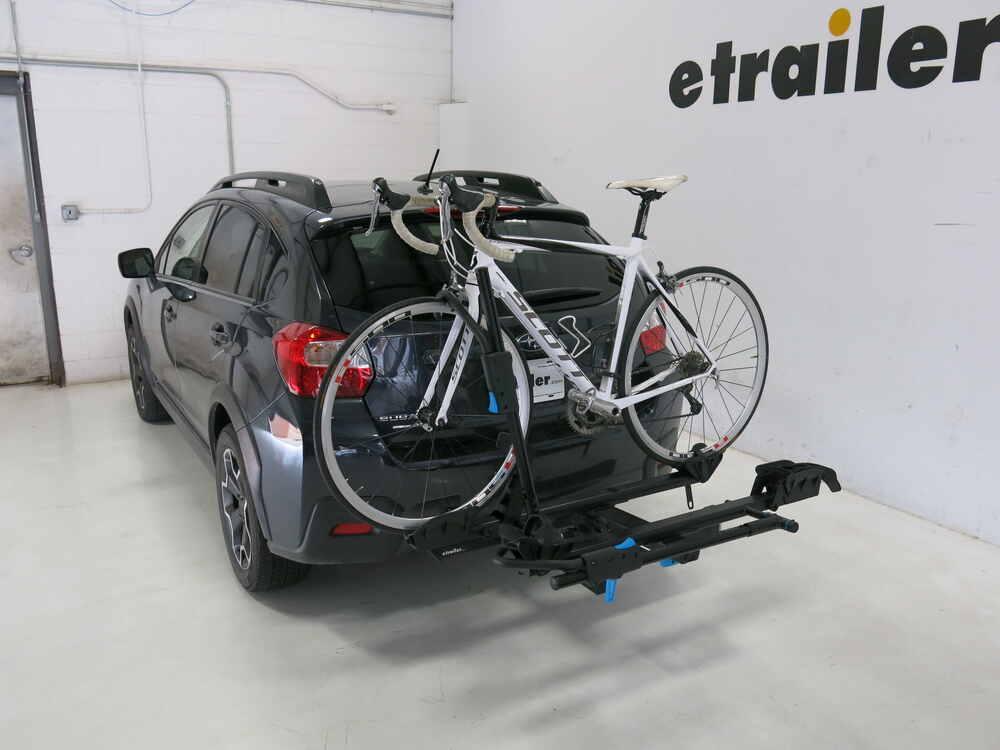 Ford Transit Connect Rockymounts Backstage 2 Bike Platform