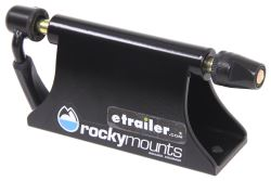 RockyMounts LoBall Truck Bed Bike Carrier - Fork Mount - Bolt On