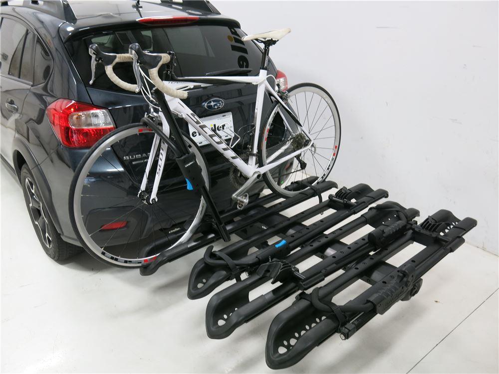 Mercedes benz sprinter rockymounts splitrail 4 bike for Mercedes benz bike rack