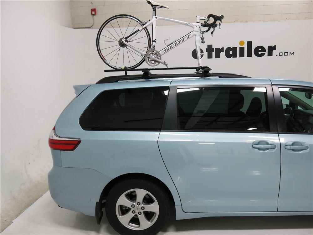 Bike Rack For Jeep Renegade >> 2016 Volkswagen Jetta RockyMounts JetLine Roof Bike Rack - Fork Mount - Aluminum - Black