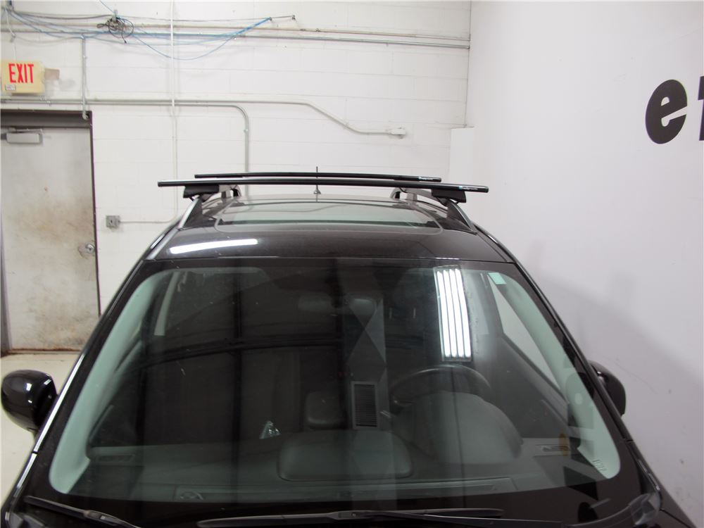 Roof Rack For Subaru Forester 2017 Etrailer Com