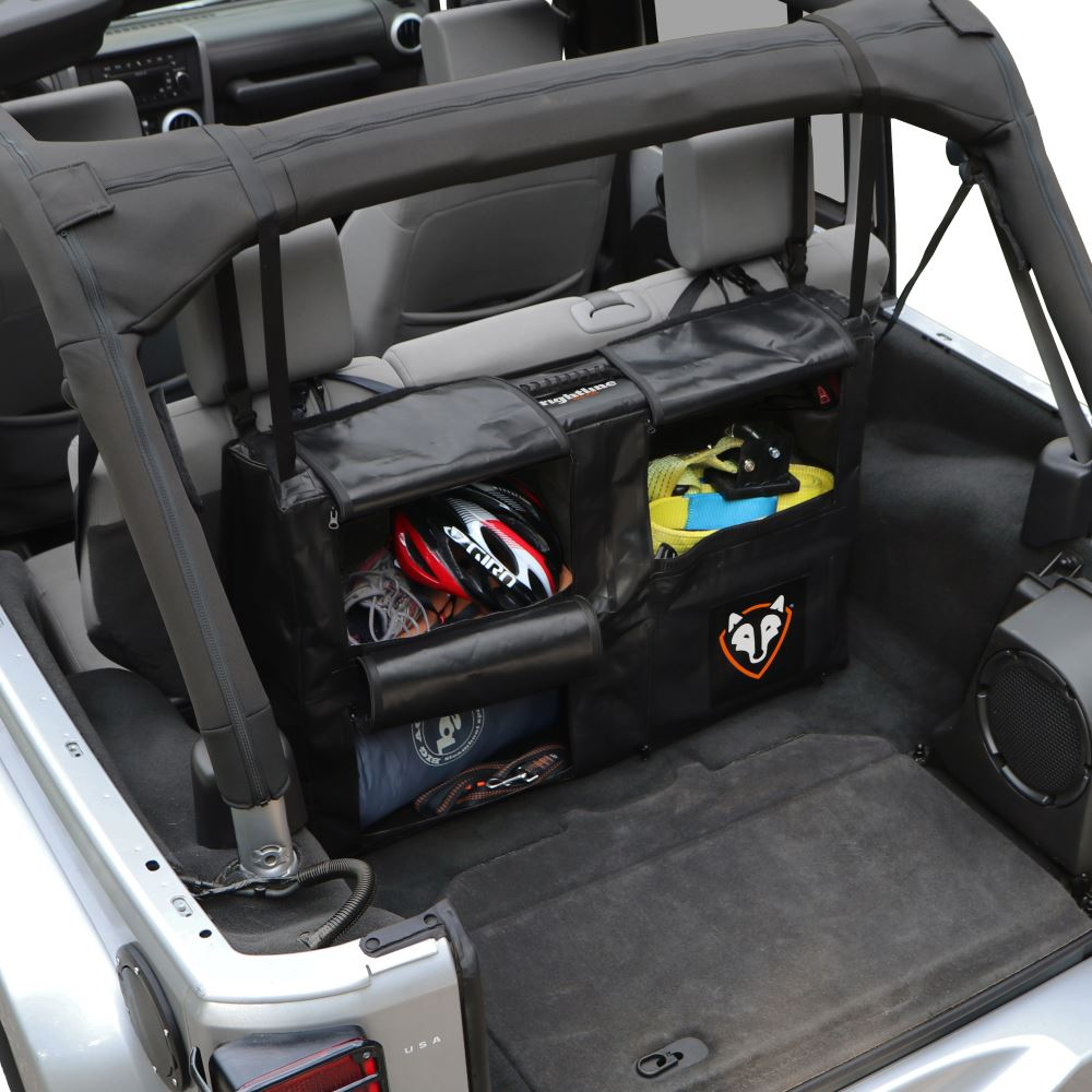 2015 Jeep Wrangler Rightline Gear Custom Cargo Area
