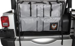 <strong>Rightline</strong> <strong>Gear</strong> Custom Cargo Area Storage Bag - Jeep - Water-Resistant - Gray - RL100J72